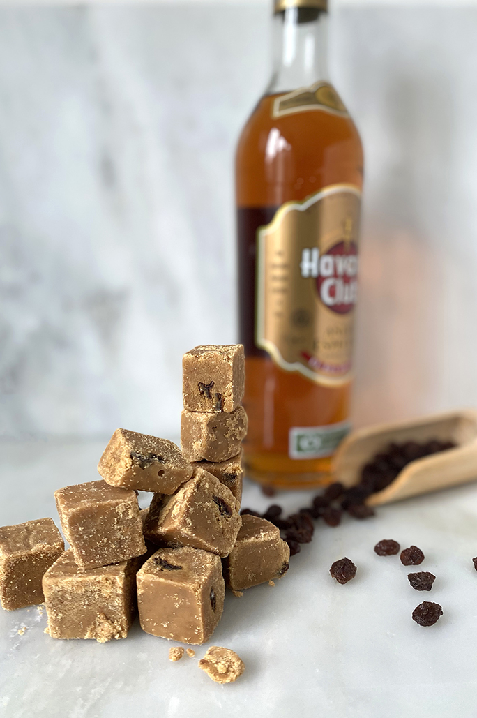 rum and rasin butter tablet